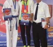 Klubi i Karates, me sukses ne Turneun e Struges