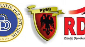 Ja emrat e deputetëve Shqiptarë në parlamentin e Maqedonisë