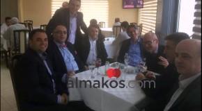 Ziadin Sela i PDSH – së, takohet me Artan Dikën e RDK – së