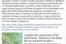 Behar Mera thirje për të nënshkruar peticionin e Rrugës së Arbërit