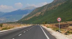 Kinezët në prill nisin ndërtimin e Rrugës së Arbërit