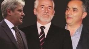 """""""Bomba"""" e Zaevit: Gruevski ka përgjuar edhe Ali Ahmetin, Rufi Osmanin dhe Menduh Thaçin"""