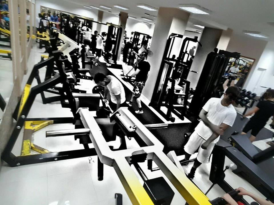 BB's Fitness